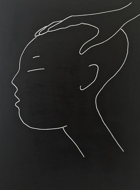 Atsmon Ganor, 'Calm Palm', 2015, Julie M. Gallery