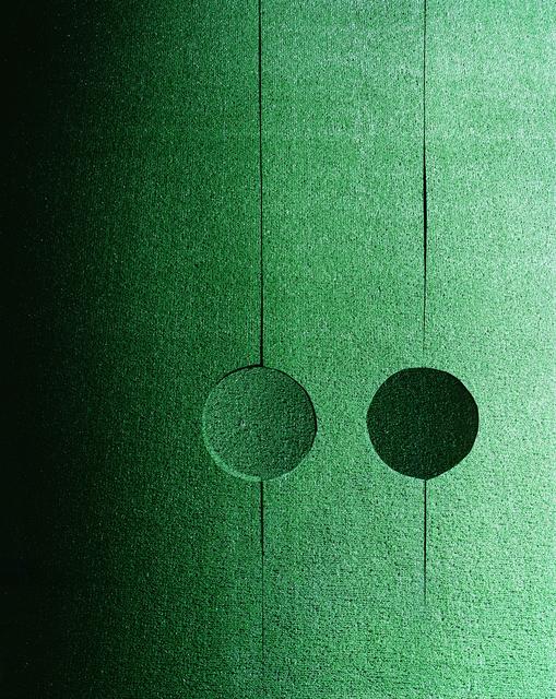 , 'Turf ,' 2015, Galerie Christophe Gaillard