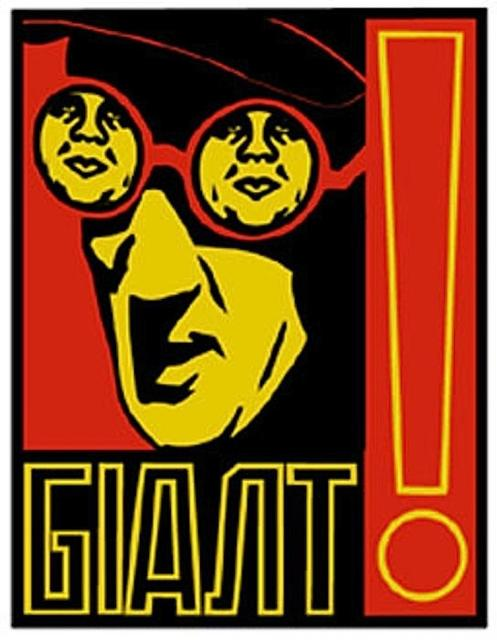 Shepard Fairey (OBEY), 'Glasses ', 1997, Gregg Shienbaum Fine Art