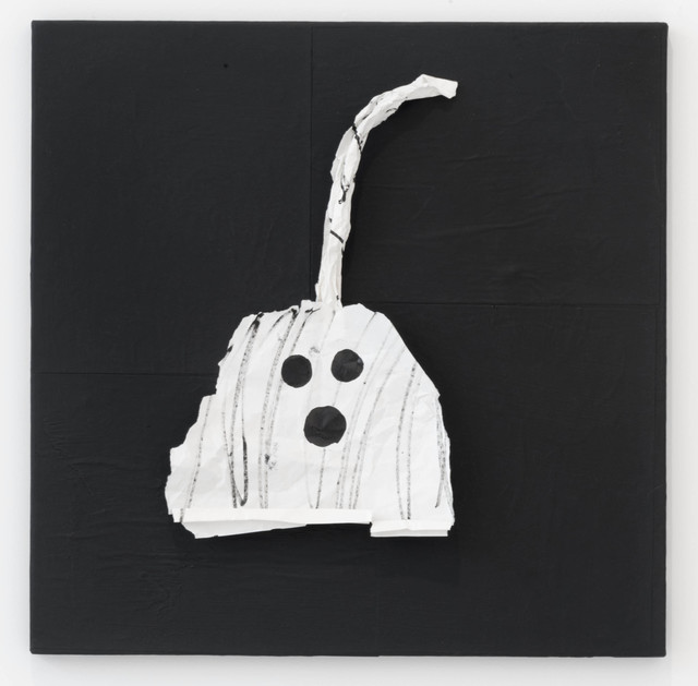 , 'Paper Plunger,' 2013, The Hole