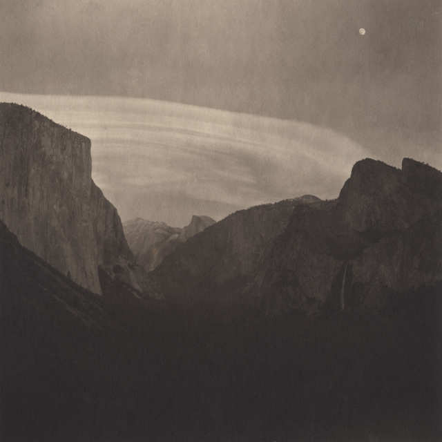 , 'Yosemite #5, From the series 'Silents Respiration of Forests',' 2014, Kahmann Gallery