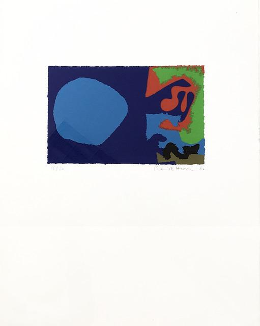 , 'October 5 1982,' 1982, Fairhead Fine Art Limited