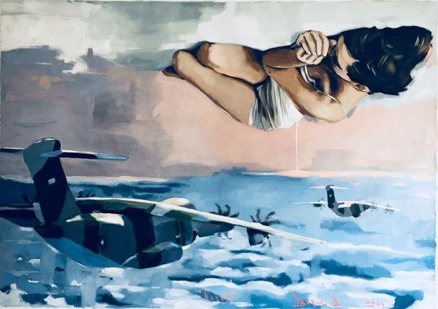 , 'Notos,' 2018, Gallery Fine Art Moscow