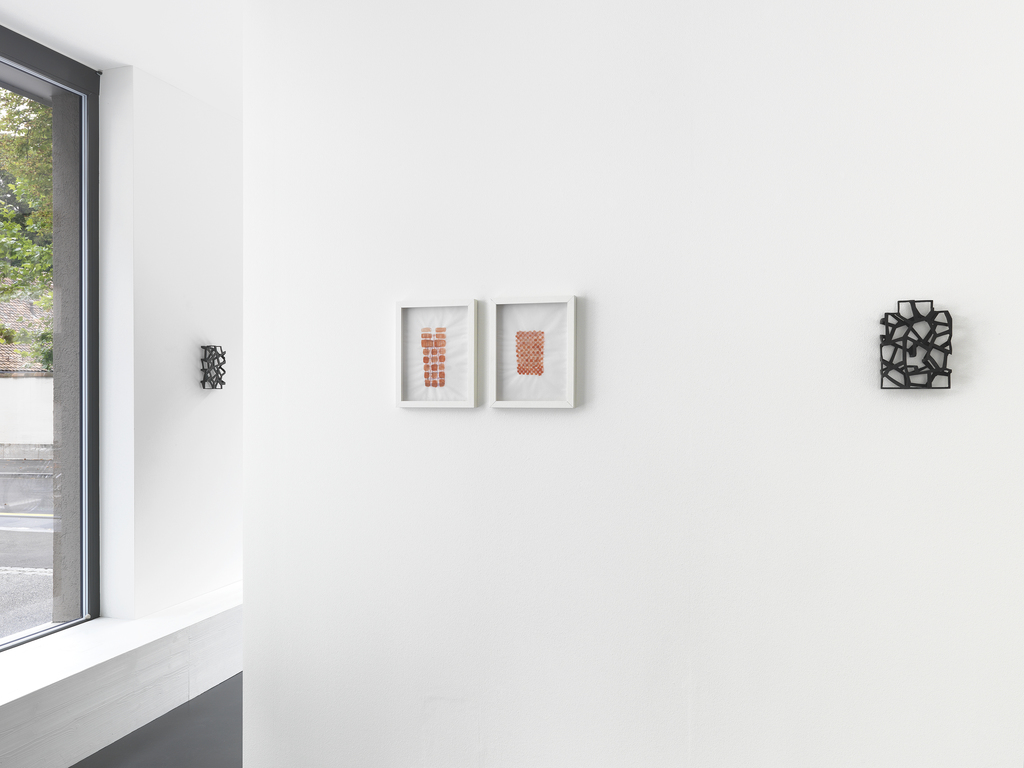 Susan Hefuna : Gebilde, Installation View 2