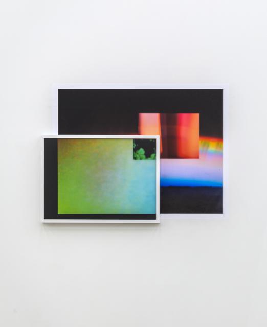 , 'Untitled (double 1),' 2013, Simon Preston Gallery