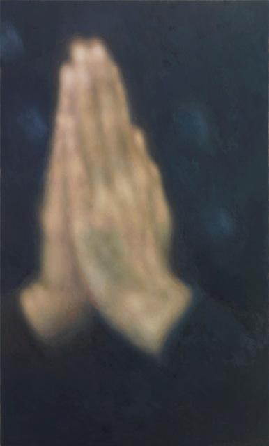 , 'Daya's Hands,' 2014, Gagosian