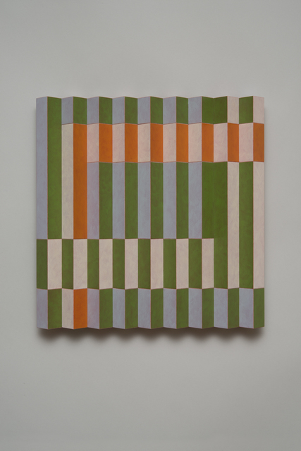 , 'Cross Roads No.4 / Carrot Road,' 2015, Richard Levy Gallery