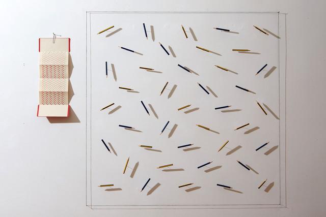 , 'Hanging Repetition Pencils,' 2017, Spotte Art
