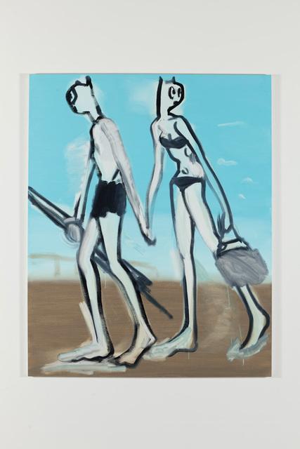 , 'Départ,' 2015, Galerie Laurent Godin
