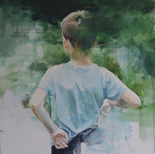 , 'Tytus,' 2014, Galerie Sandhofer