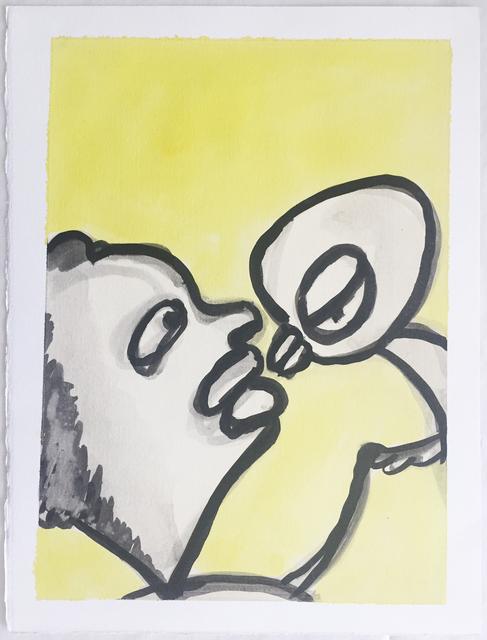 , 'Kissing,' 2004, David Krut Projects