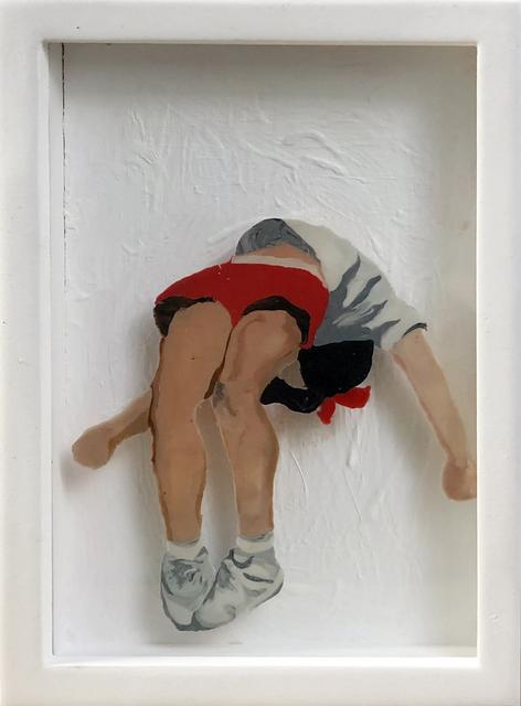 , 'Jumping Girl ,' 2019, 99 Loop Gallery