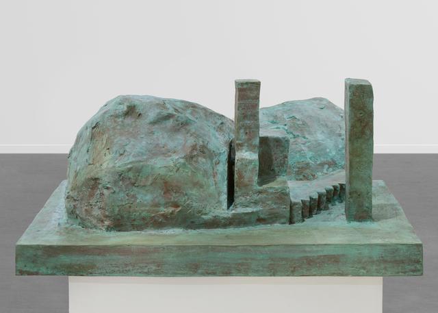 , 'Plato's Stage Model,' 2018, Fortes D'Aloia & Gabriel