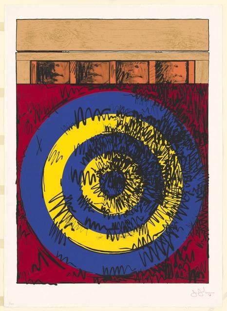 Jasper Johns, 'Target with Four Faces', 1968, Joseph K. Levene Fine Art, Ltd.