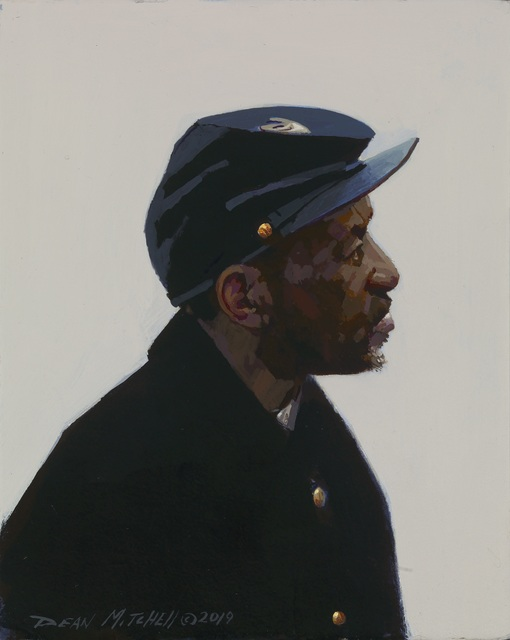 , 'Union Soldier,' 2019, RJD Gallery