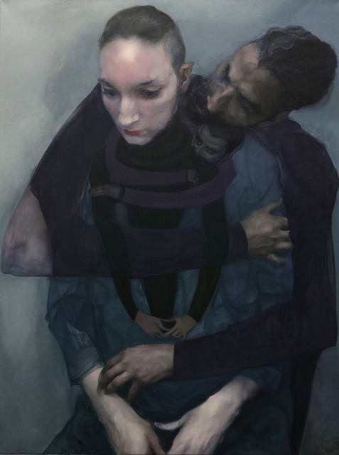 , 'Hug,' 2018, Booth Gallery