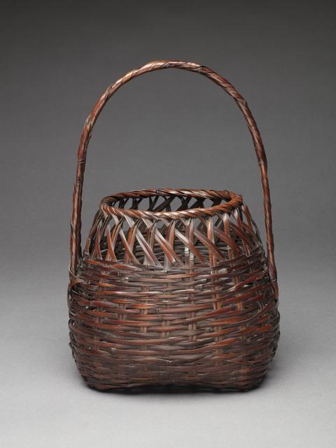 , 'Untitled Flower Basket,' 1904-mid 1920s, TAI Modern