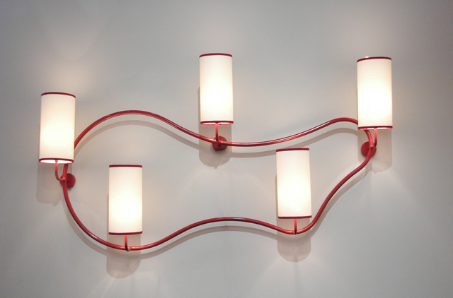 ", '""Nuage"" wall-light,' ca. 1959, Galerie Chastel-Maréchal"