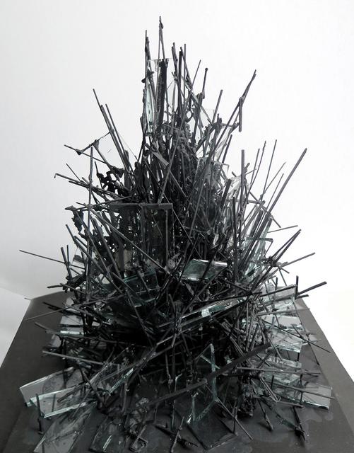 , 'Rupture,' 2016, Zilberman Gallery