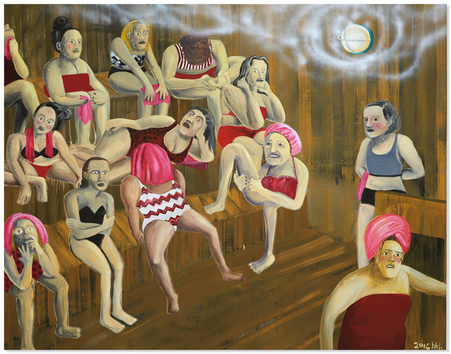 , 'Da-an Sauna House ,' 2017, Capsule Shanghai