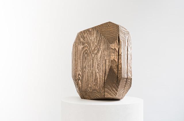 , 'RockRaw Medium Oxydized Bronze,' 2017, Podgorny Robinson Gallery