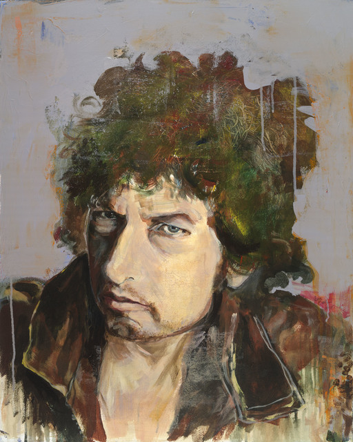 , 'Bob Dylan,' 2016, Seager Gray Gallery