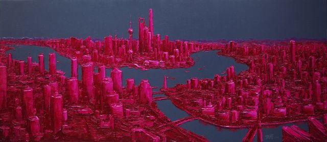 Yu Nancheng, 'Shanghai I', Ode to Art