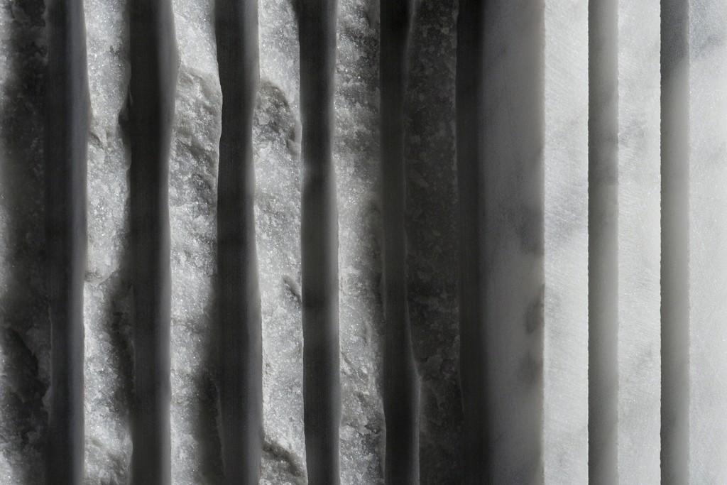 Paolo Ulian, Introverso: detail. Photography: Federico Villa
