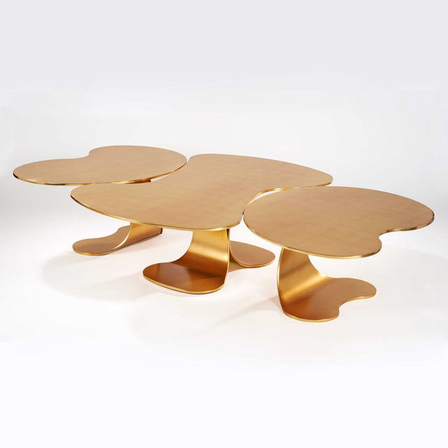 Hubert Le Gall, 'Cyclades Doree Coffee Table', 2009, Twenty First Gallery
