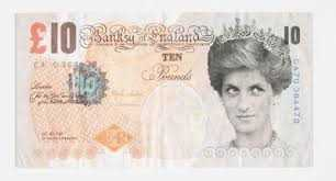 Banksy, 'Di-Faced Tenner', 2004, Tate Ward Auctions