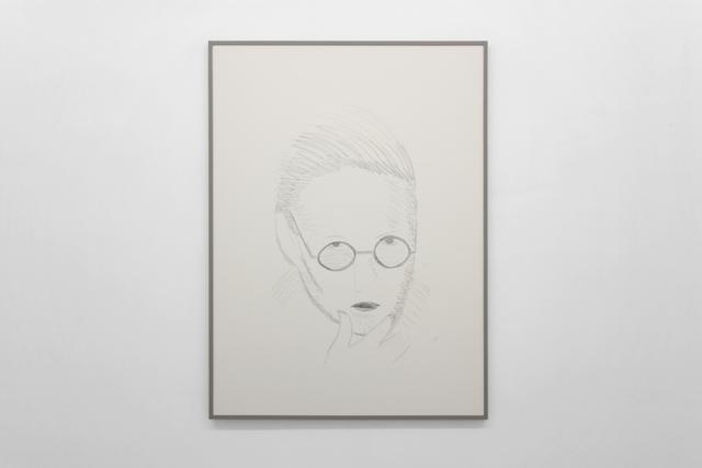 , 'Untitled (Les énigmes de Saarlouis) 3,' 2012, Galerie Micheline Szwajcer