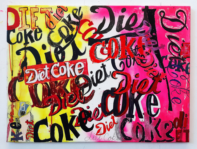 Alicia Gibson, 'Diet Coke 1', 2019, Tatjana Pieters