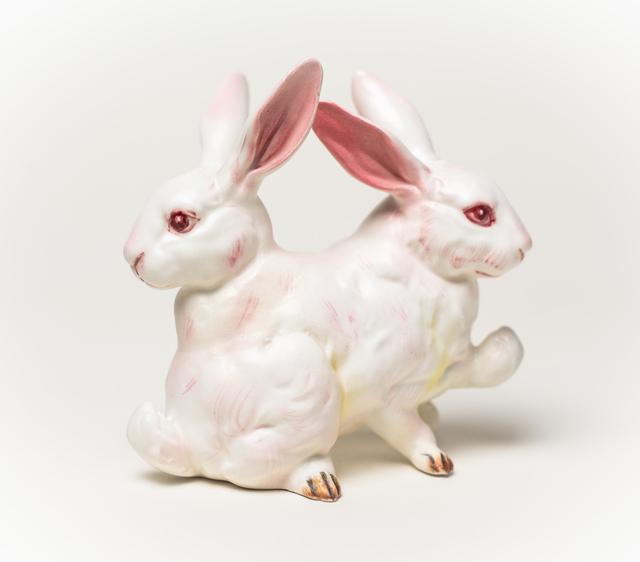 , 'White Rabbit, No. 3,' 2019, Track 16 Gallery