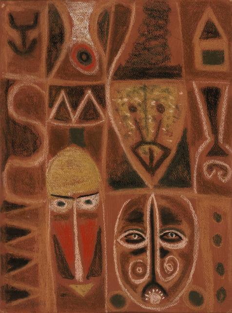 , 'Untitled,' 1949, Berggruen Gallery