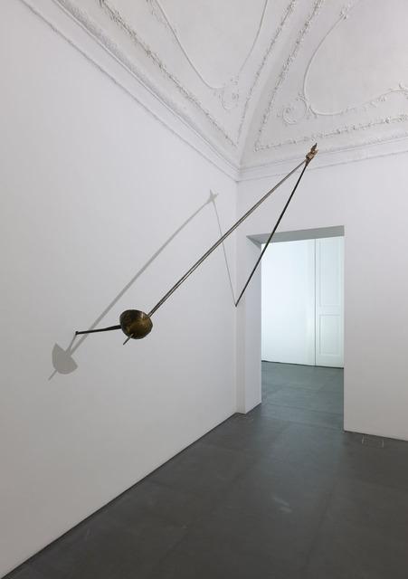 , 'Compasso,' 1980, Lia Rumma