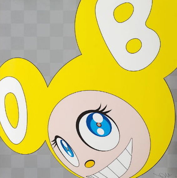 Takashi Murakami, 'And Then And Then And Then And Then And Then (Yellow)', 1999, Dope! Gallery