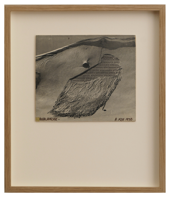 , 'Avalanche, 1970,' 1970, Anglim Gilbert Gallery