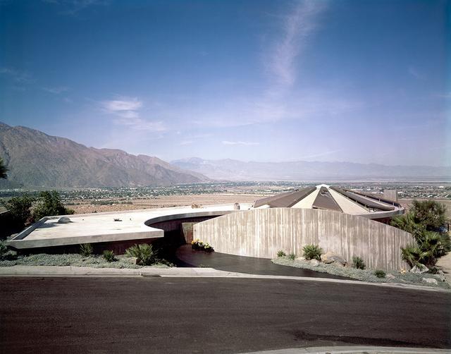 , 'Elrod House - Lautner's Landscape,' 1968, CODA Gallery