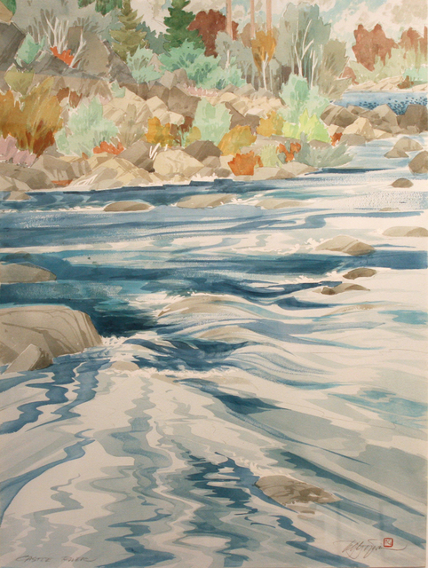 Ted Godwin, 'Castle River', Wallace Galleries