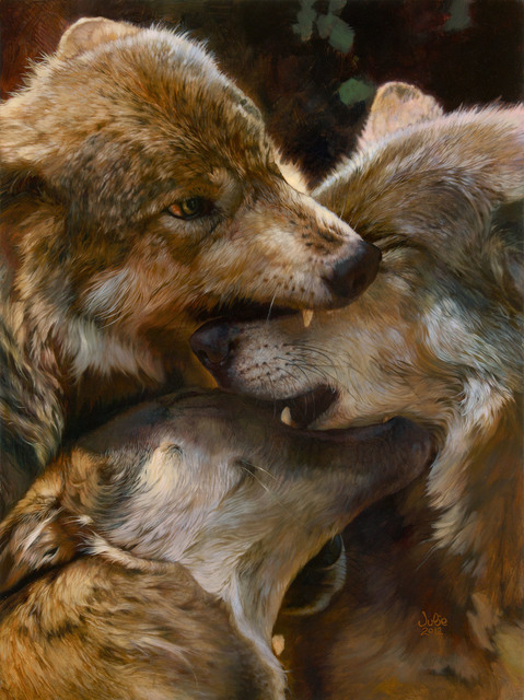 , 'A Wolf Tradition ,' 2014, Stanek Gallery