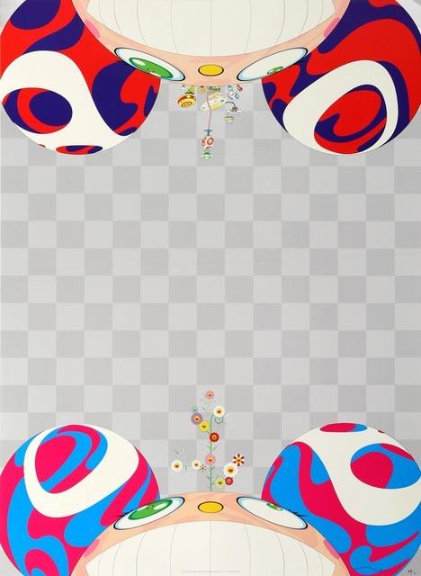 Takashi Murakami, 'Flowers Have Bloomed', 2010, Kunzt Gallery