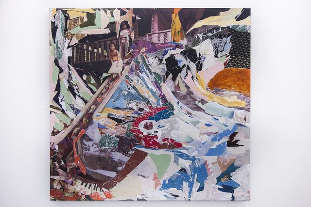 , 'Sem Nome #7,' 2014, Athena Contemporânea