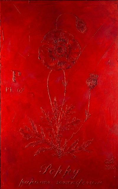 , 'Poppy,' 2016-2017, Exhibit 320