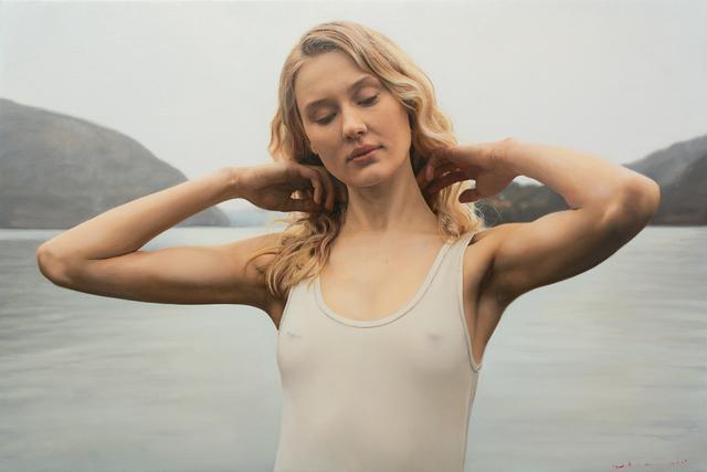 , 'Untitled; Annika,' 2019, Pontone Gallery