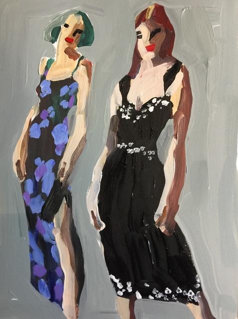 , 'Cocktail Dresses ,' 2020, Vanessa Rothe Fine Art