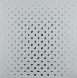 Bridget Riley, 'Untitled from Nineteen Greys (Schubert 8),' 1968, Forum Auctions: Editions and Works on Paper (March 2017)