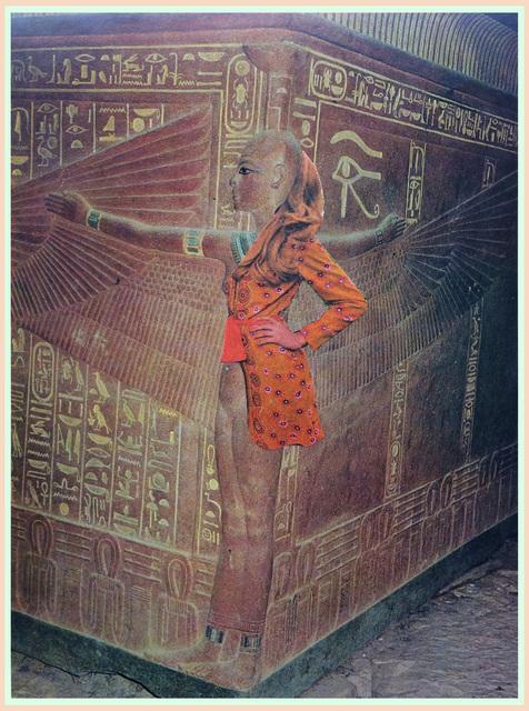 , 'My Egypt No. 15,' 2017, frosch&portmann