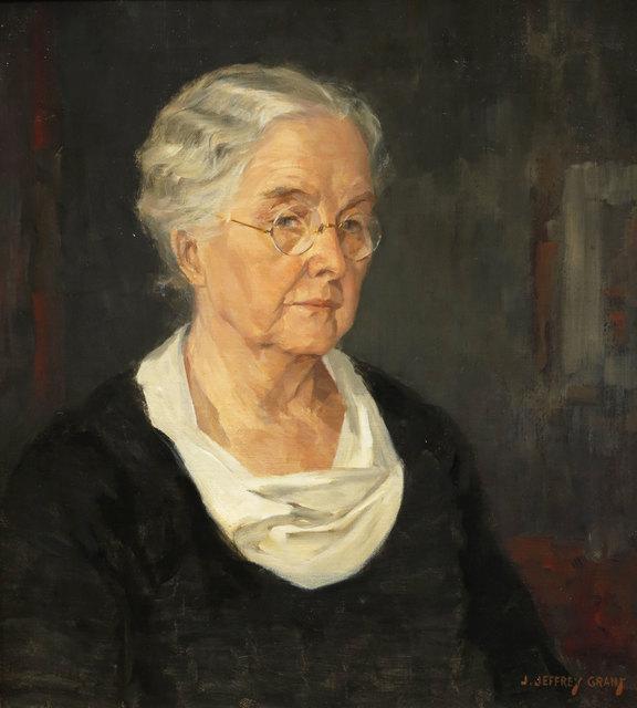 James J. Grant, 'A Portrait', 19th -20th Century, Vose Galleries