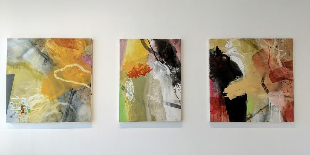 Skyfaring - new works by Allison Stewart