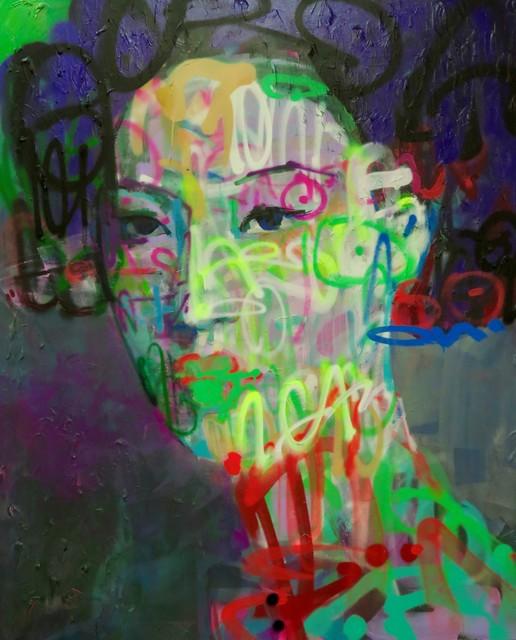 Kilmany-Jo Liversage, 'EJIO719', 2019, WORLDART